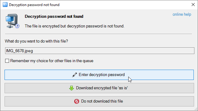 Configuring Compression and Encryption Rules  How to compress and